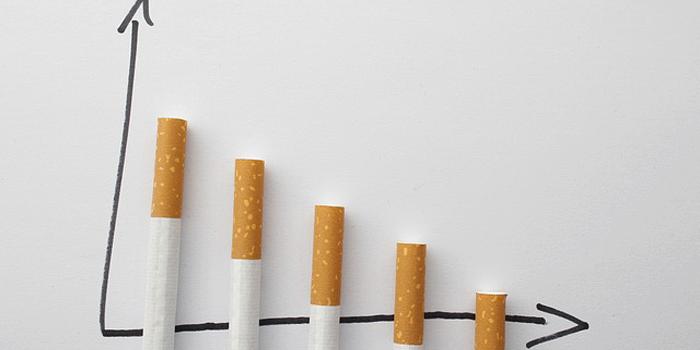 タバコのグラフ