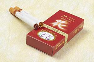 禁煙草花シガーカット