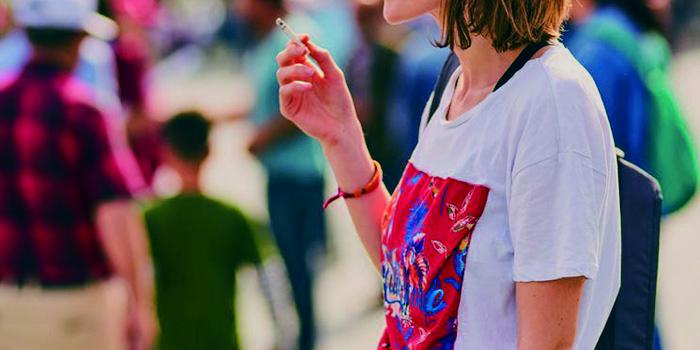 受動喫煙防止法