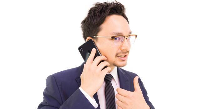 アイコス3の電話での交換方法