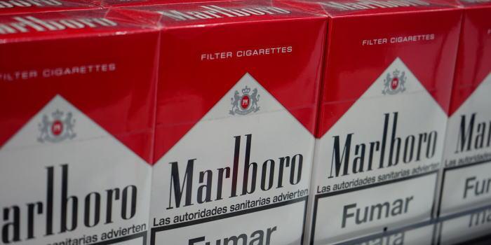 免税店のタバコの銘柄