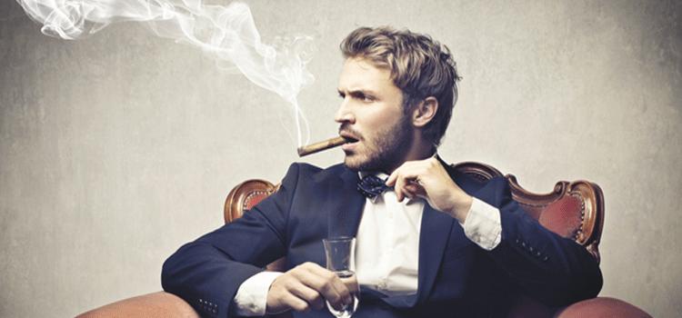 葉巻と煙草