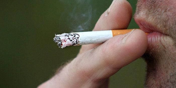ふかしタバコ