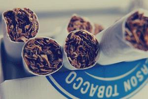 外国のタバコ