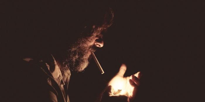 吸い方の違い
