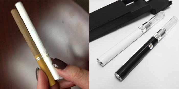 リトルシガーと電子タバコ