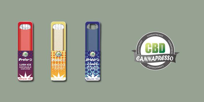 カンナプレッソ CBD 電子タバコ