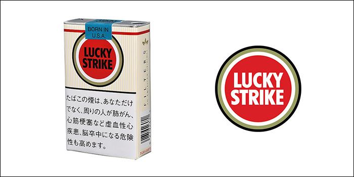 ラッキーストライク タバコ銘柄