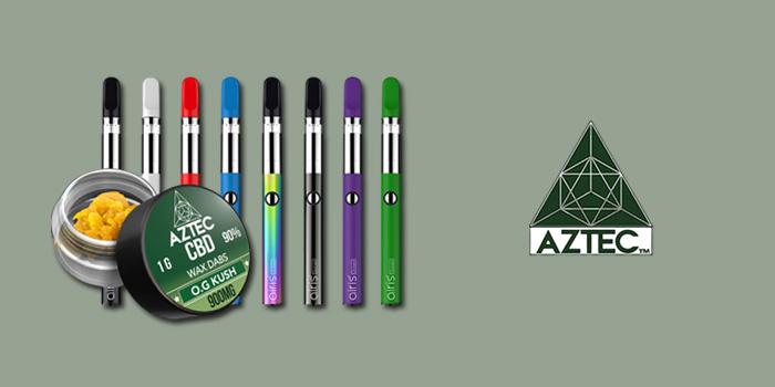アステカ CBD 電子タバコ