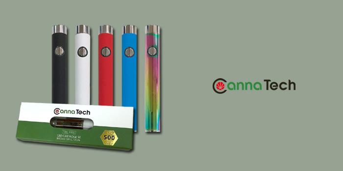 キャナテック CBD 電子タバコ