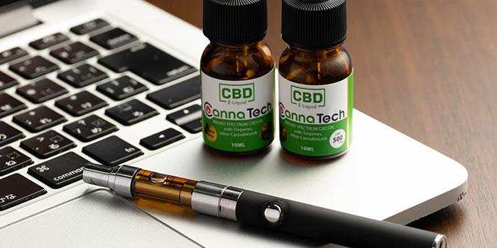 THCが含まれていない国が認めたCBD『CannaTech』