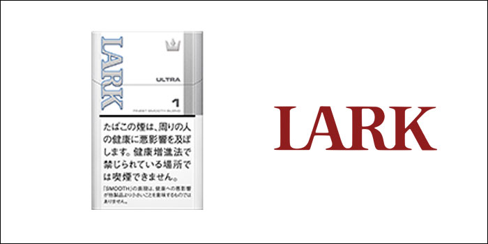 ラーク・ウルトラ・1mg・KS ボックス