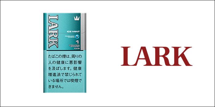 ラーク・アイス・ミント・1mg 100 ボックス