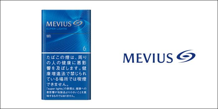 メビウス・スーパーライト・100's・ボックス