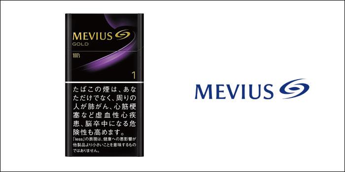 メビウス・ゴールド・ワン・100's