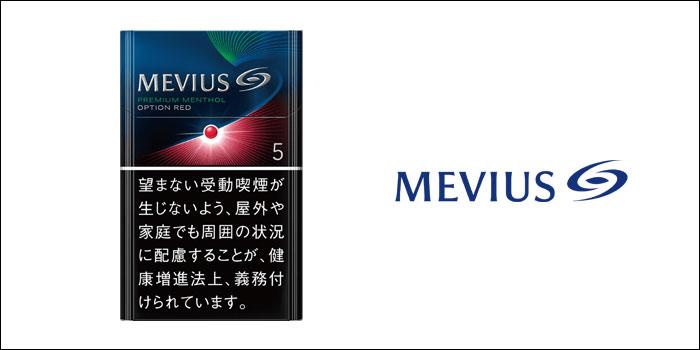 メビウス・プレミアムメンソール・オプション・レッド・5