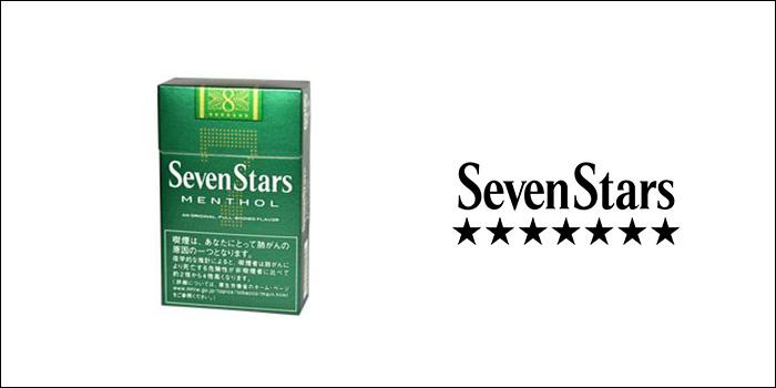 セブンスター・メンソール・8