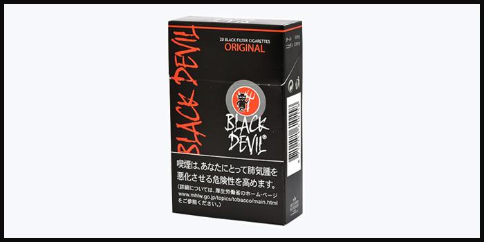 ブラックデビル・オリジナル