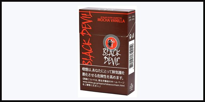 ブラックデビル・モカバニラ