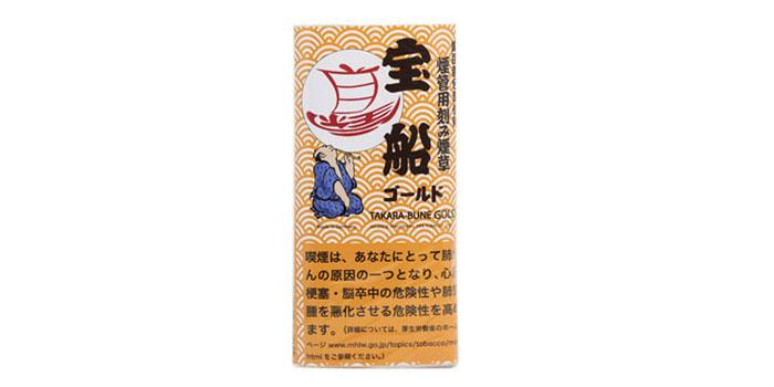 煙管刻みタバコ人気おすすめランキング宝船ゴールド