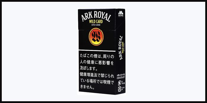 アーク・ローヤル・ワイルド・カード