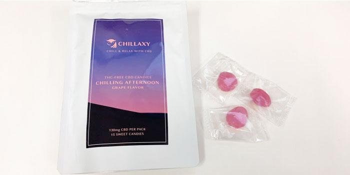 CHILLAXY キャンディー
