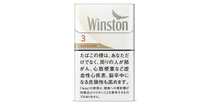 女性が吸いやすいタバコウィンストン