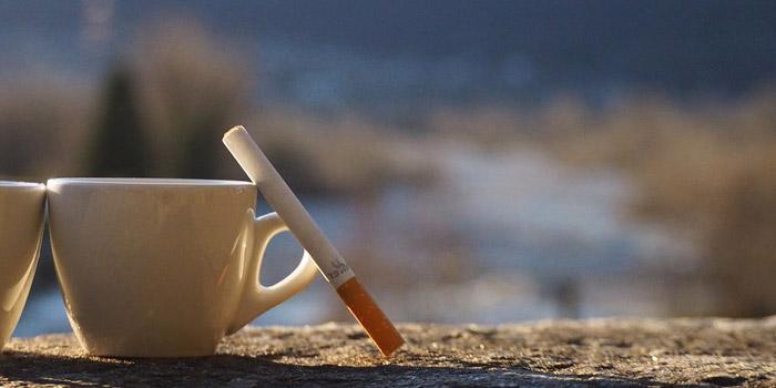 どうしてもタバコを吸いたい