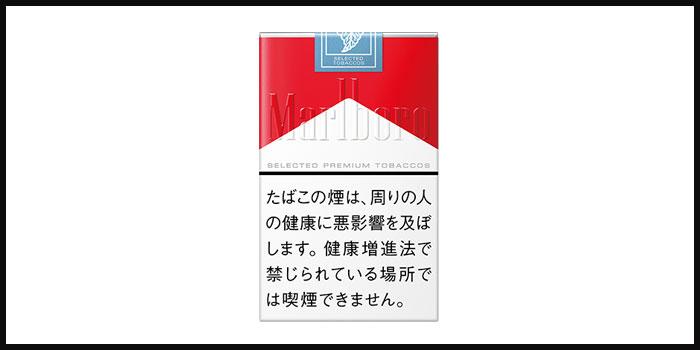 タバコの銘柄イメージマールボロ