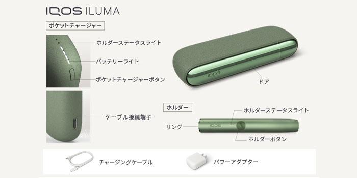 新型IQOS ILUMA(アイコスイルマ)の使い方と吸い方