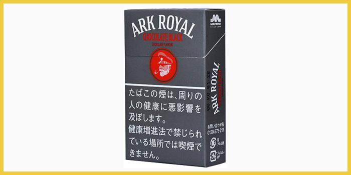 アークロイヤルブラックチョコレート