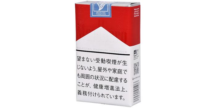 ニコチン・タールが高いタバコ銘柄第16位:マールボロ