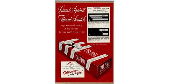 ニコチン・タールが高いタバコ銘柄第26位:ポールモールFKボックス