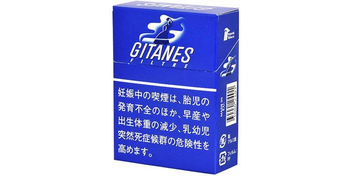 ニコチン・タールが高いタバコ銘柄第29位:ジタン