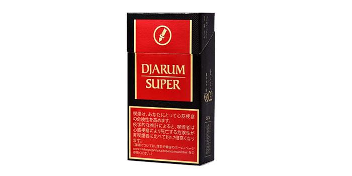 ニコチン・タールが高いタバコ銘柄第2位:ジャルムスーパー16