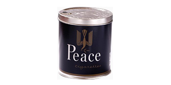 ニコチン・タールが高いタバコ銘柄第3位:ピース(50・10本入り)