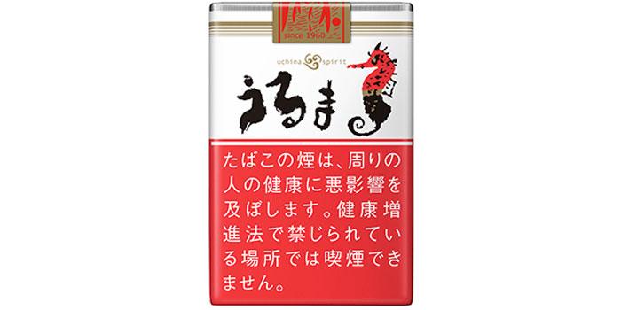 ニコチン・タールが高いタバコ銘柄第6位:ウルマ