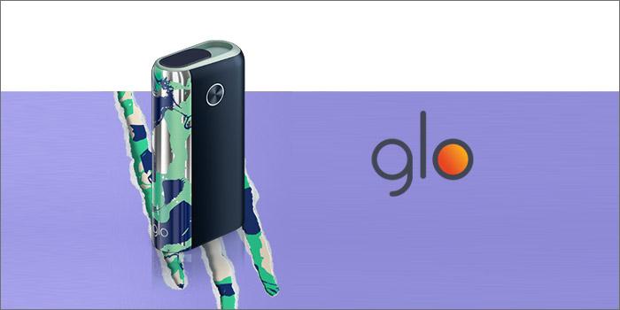 glo Hyper+(グローハイパープラス):gloストア限定カラー③ビビッドジェイド