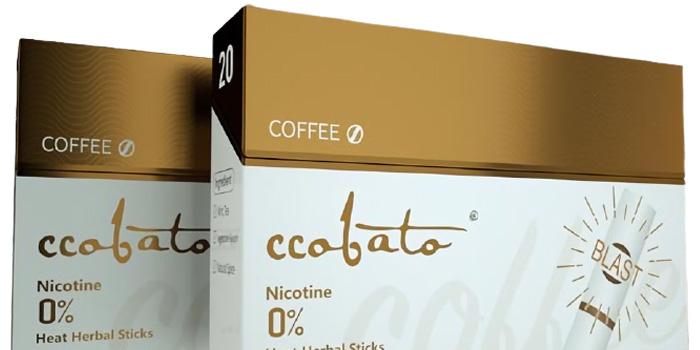 ccobato(コバト)フレーバー口コミ評価・レビュー①:コーヒー