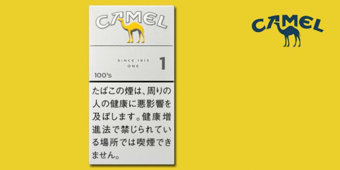 キャメルの新作①:キャメルワン100'sボックス