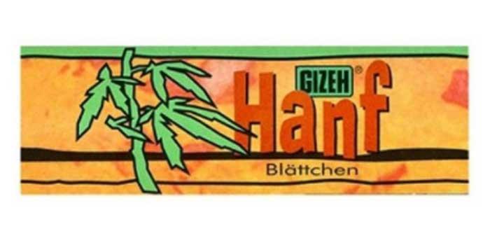 GIZEHのタバコペーパーを安い順に9種類ご紹介④:Hanf