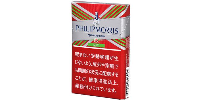 フィリップモリスの葉巻全3銘柄レビュー:フィリップモリスロードスターミックス