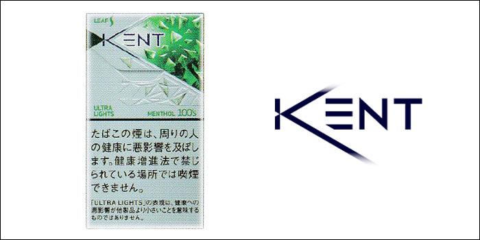 種類②:ケントリーフ・エス・ウルトラライト・メンソール・100・ボックス