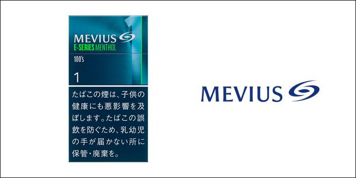 メビウス・イーシリーズ・メンソール・ワン・100's
