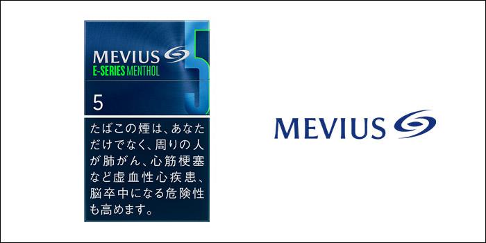 メビウス・イーシリーズ・メンソール・5