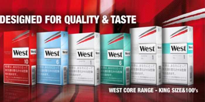 紙巻きタバコ「ウエスト」とは?