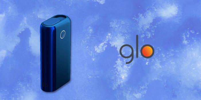 glo Hyper+(グローハイパープラス):コンビニ限定カラー③ブルーエナジーブルーS
