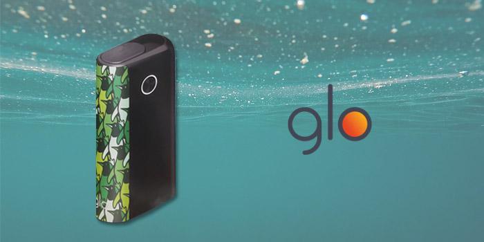 glo Hyper+(グローハイパープラス):コンビニ限定カラー②ペンギンエディションライトグリーン