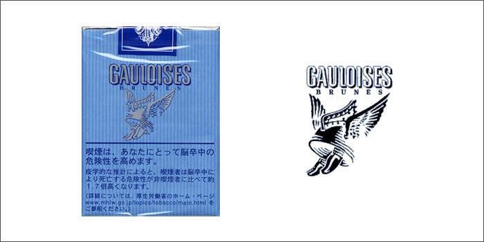 短いショートサイズのタバコ銘柄⑭:ゴロワーズ・カポラル