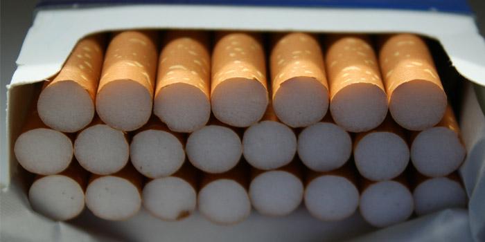 タバコには4種類の税金があり合計すると税率負担は6割になる